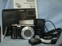 '  LEICA LENS  ' Panasonic TZ-5 Digital Camera + Charger + Inst + 2 Batts £69.99